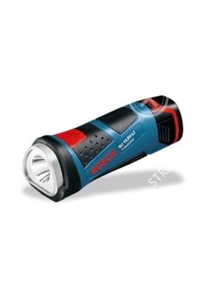 Bosch GLI 10,8 V-LI Фонарь аккумуляторный (0601437U00) без аккумулятора и зарядного устройства