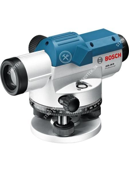Bosch GOL 26 D Нивелир оптический (0601068000)