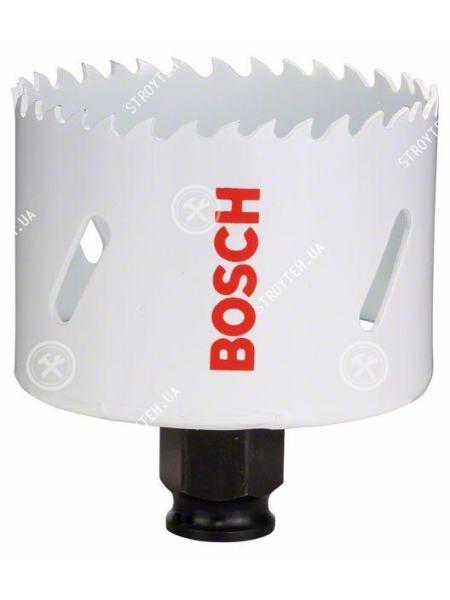 Коронка биметаллическая Bosch Progressor for Wood and Metal 65мм (2608584643)