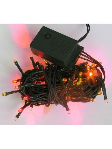 Гирлянда линейная 7m 4W BY-001/C100 LED RED BRILLE