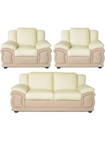 Комплект мягкой мебели MERY D+1+1 (A02)