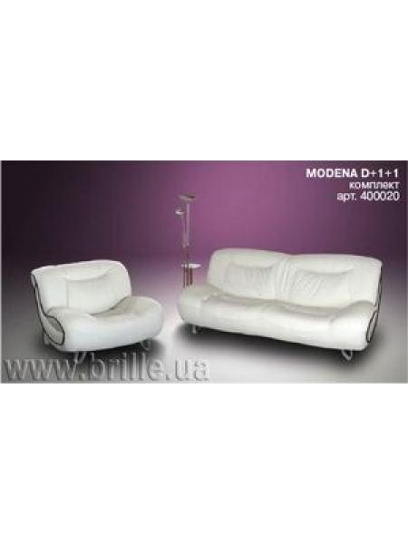 Комплект мягкой мебели MODENA D+1+1 (528)