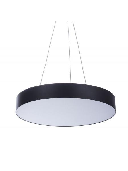 Светильник подвесной для кухни для натяжного потолка WBL-23S/50W NW BK