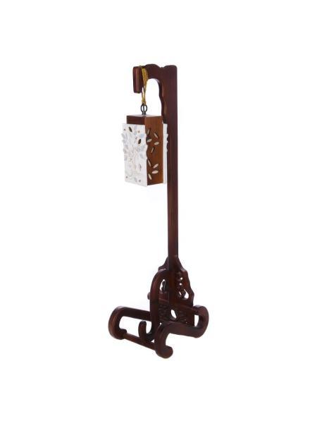 Торшер фонарь деревянный BR-443F/1