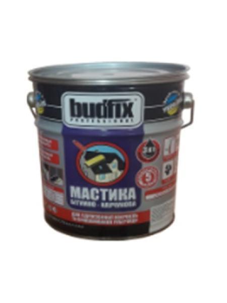 Budfix Мастика битумно-каучуковая 20 кг