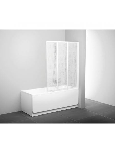 Штора для ванны VS 3 115 Ravak 795S010041