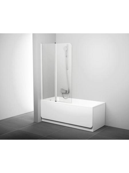Шторка на ванну CVS 2-100 L Ravak 7QLA0C00Z1