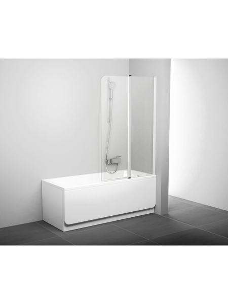Шторка на ванну CVS 2-100 R Ravak 7QRA0100Z1
