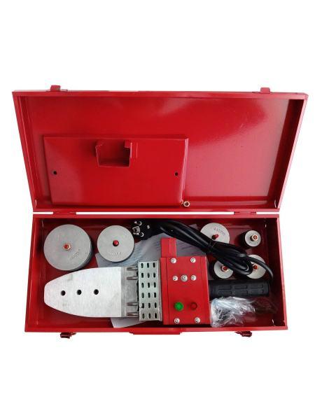 Сварочный аппарат 1000 вт Ø20-63мм FORA метал. красный бокс