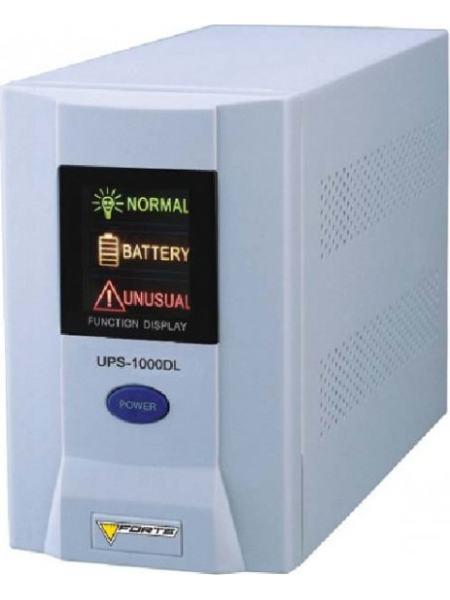 Forte UPS-1000DL Источник бесперебойного питания