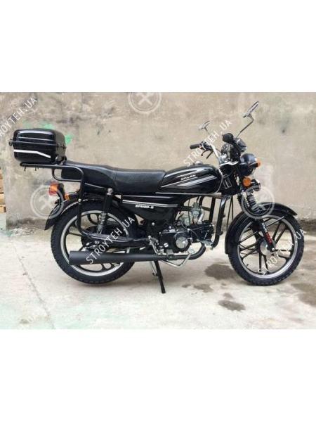 Мотоцикл Forte ALFA FT110-2 черный