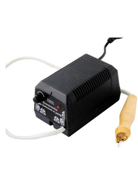 Электроприбор для выжигания по дереву 20 Вт ГОСПОДАР 44-0020