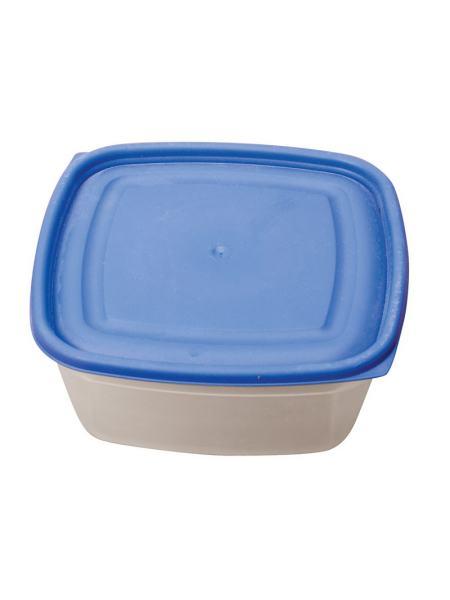 Судок пластиковый пищевой 1 л ГОСПОДАР 92-0057