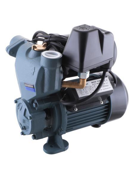 Установка повышения давления GRANDFAR 1AWZB750 на базе вихревого насоса (750Вт,обм-медь) (GF1365)