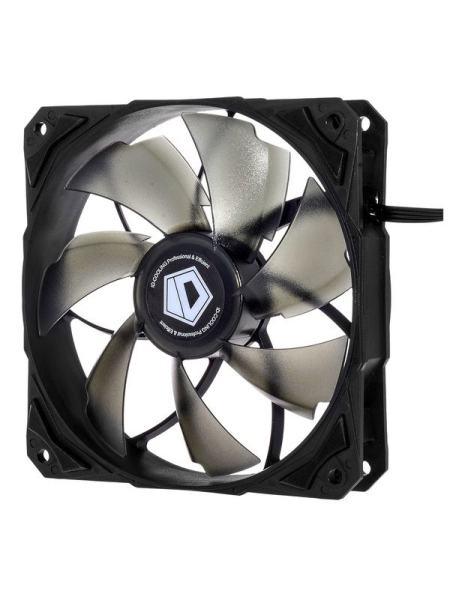 Кулер ID-Cooling NO-12025-SD, 120x120x25мм, 3-pin