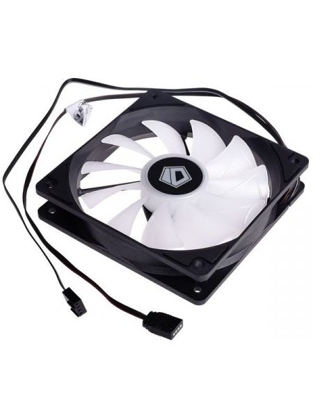 Кулер ID-Cooling XF-12025-RGB (Single Pack), 120x120x25мм, 4-pin