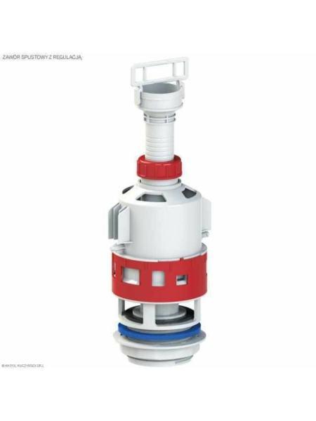 Сливной клапан с регулировкой K.K.POL ZSO/200