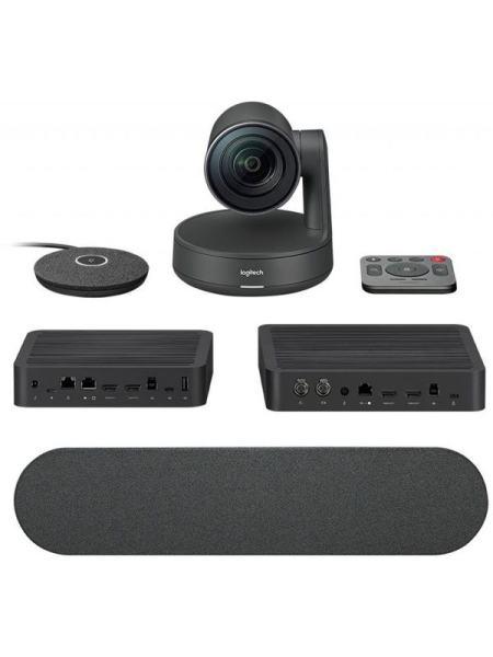 Веб-камера Logitec Rally Ultra-HD ConferenceCam (L960-001224)