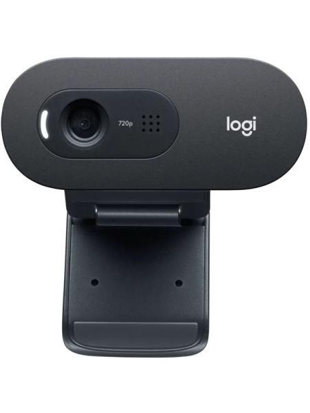 Веб-камера Logitec Webcam C505e HD-BLACK