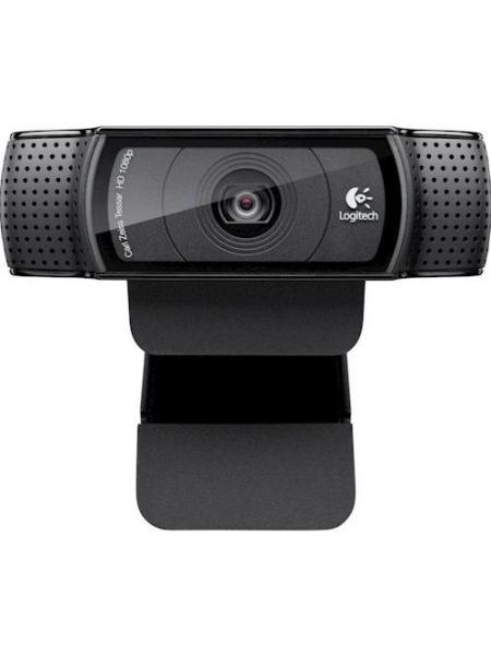 Веб-камера Logitech Webcam HD Pro C920 EMEA