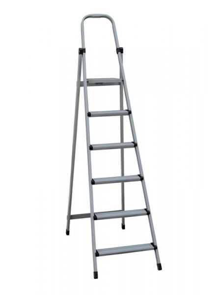 """Лестница-стремянка металлическая """"МАСТЕР"""" 10 ступеней, h=2130 мм, max 150 кг MASTERTOOL 79-1050"""