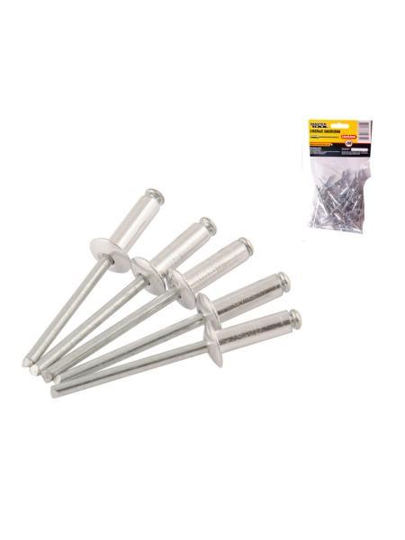 Слепые заклепки алюминиевые 4,8*16,00 мм, 50 шт MASTERTOOL 20-0600