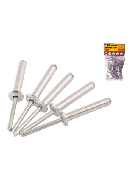 Слепые заклепки алюминиевые 4,8*18,00 мм, 50 шт MASTERTOOL 20-0670