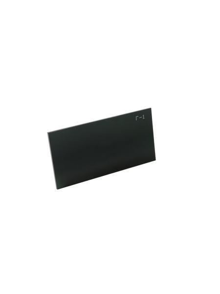 Стекло защитное для сварки тип Г1 (DIN 5), 52х102 мм MASTERTOOL 81-0051