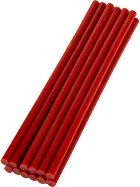 Стержни клеевые 7,2*200 мм, 12 шт, коричневые MASTERTOOL 42-1153