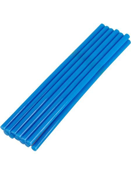 Стержни клеевые 7,2*200 мм, 12 шт, синие MASTERTOOL 42-1155