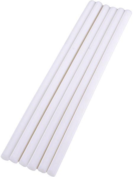Стержни клеевые 7,2*200 мм, 6 шт, для ткани TEXTILE MASTERTOOL 42-1171