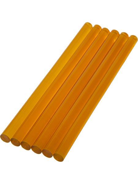 Стержни клеевые полиамидные 11,2*200 мм, 6 шт, для электроники RADIOFIX MASTERTOOL 42-1172
