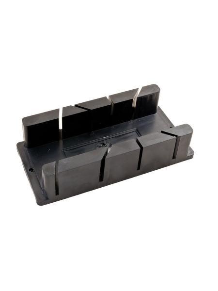 Стусло пластиковое 185*50 мм облегченное MASTERTOOL 14-3821