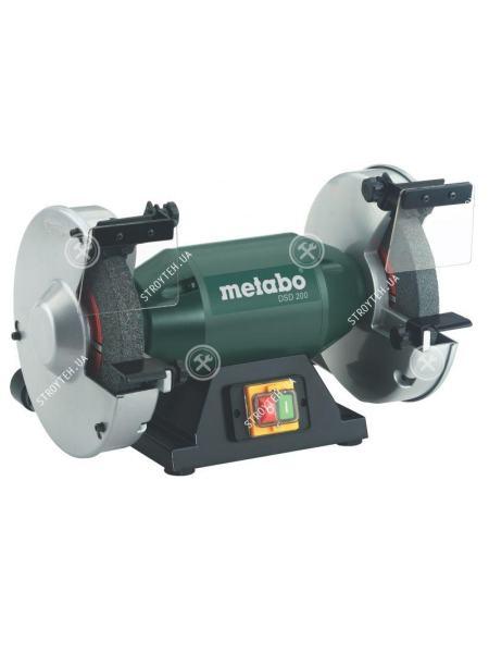 Электроточило Metabo DSD 200