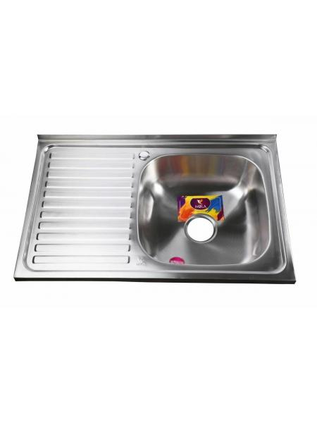 Мойка кухонная Mira MR 8050 R Matt Right