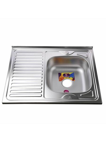 Мойка кухонная Mira MR 8060 R D Decor Right