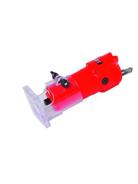 """Фрезер ручной (кромочный) PROFI 500 Вт, патрон 6 мм - 1/4"""", 32000 об/мин, доп.щетки MPT MLT5003"""