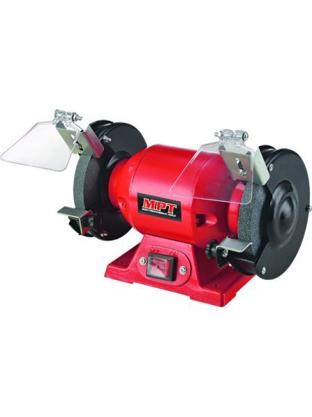 Точильная машина PROFI 125*12,7 мм, 150 Вт, 2950 об/мин, медная обмотка MPT MBG1253