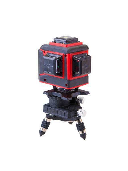 Уровень лазерный PROFI H360+2*V360, 3 лазерные головки GREEN, 0.3мм/м, 45м, Li-ion, тренога, сумка MPT MLL1207