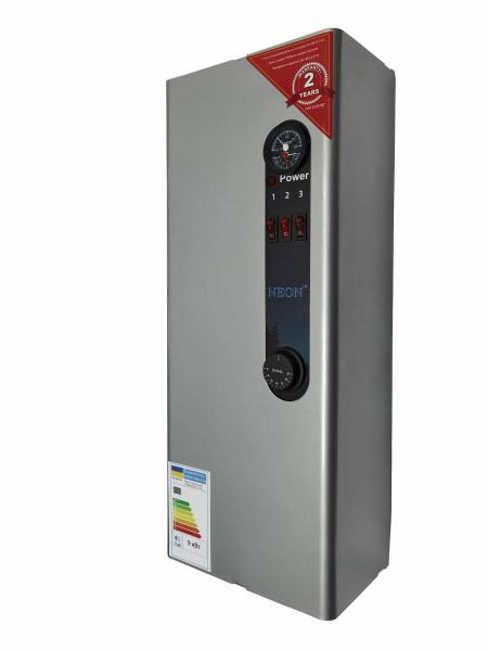 Электрический котел NEON WCSMG  6.0 кВт 220/380 В, модульный контактор