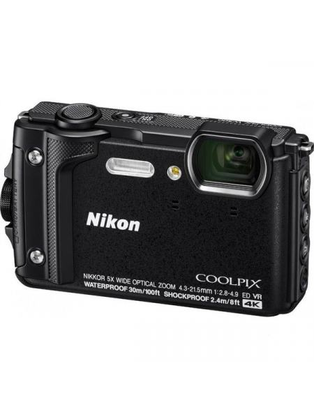 Цифровая камера Nikon Coolpix W300 Black
