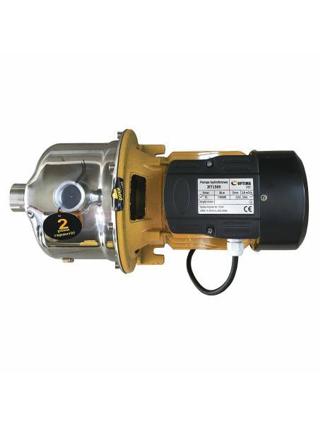 Насос центробежный Optima JET150S 1,3кВт нержавейка