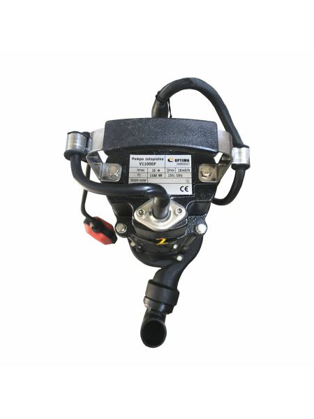 Насос фекальный с режущим механизмом Optima V1100 DF 1,1кВт