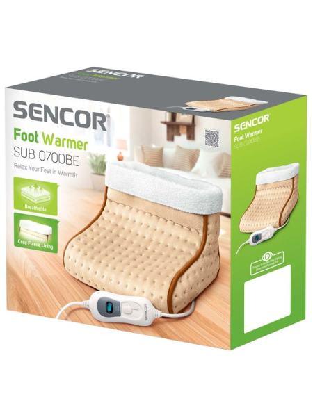 Электрическая грелка для ног Sencor SUB 0700BE