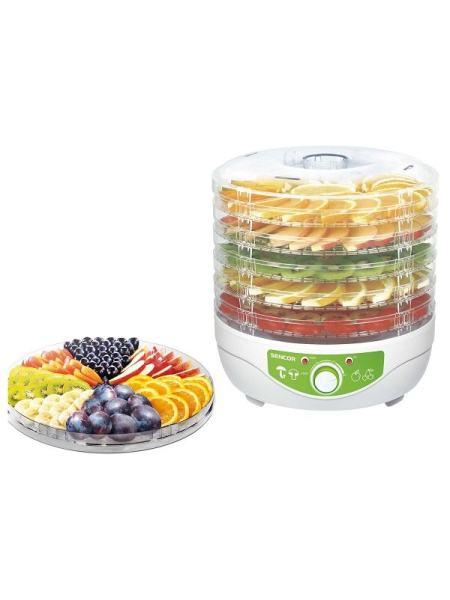Сушки для фруктов и овощей Sencor SFD 790WH