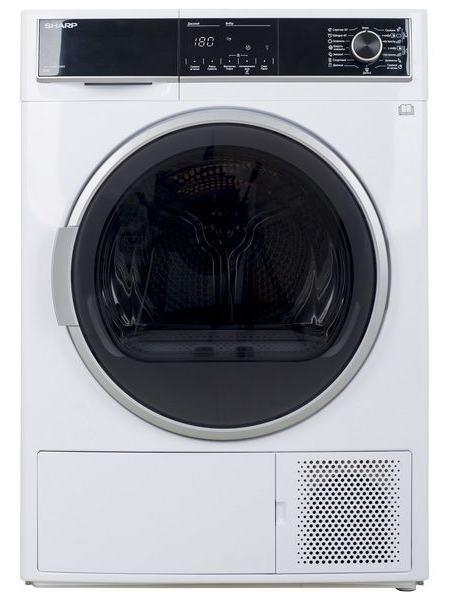 Сушильный автомат Sharp KD-HHH8S7GW2-UA