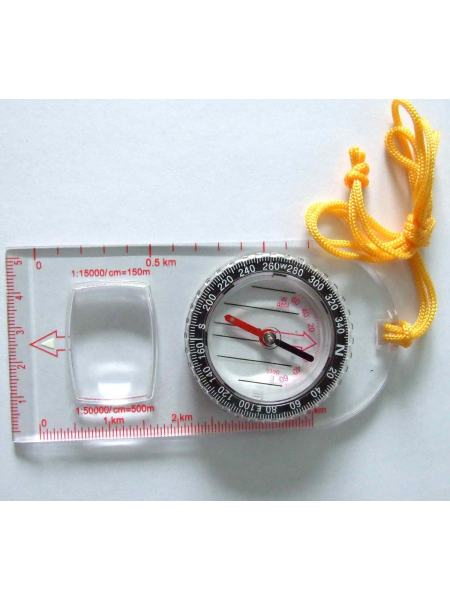 Компас планшетный Sol с увеличительным стеклом (TLA-002)