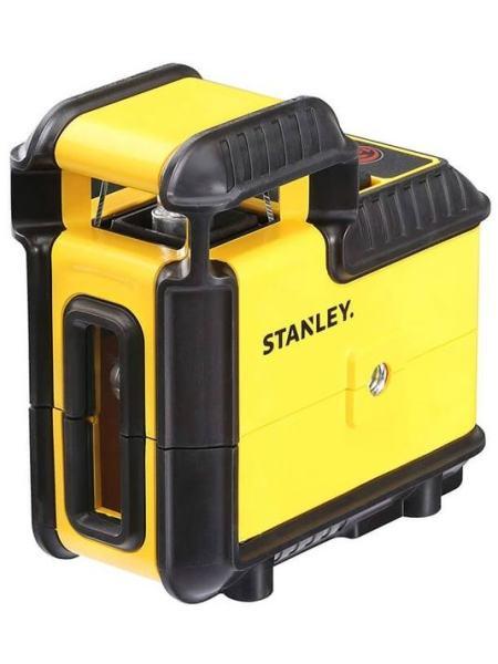 Лазерный уровень Stanley Cross360 красный луч STHT77504-1