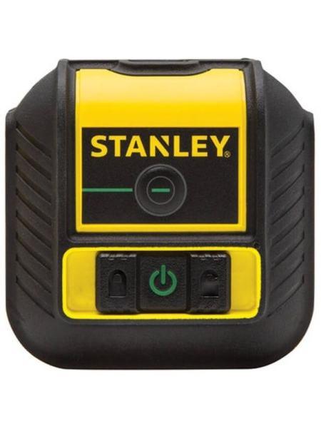 Лазерный уровень Stanley Cross90 зеленый луч STHT77592-1