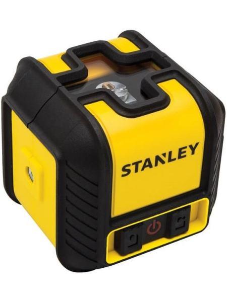 Лазерный уровень Stanley Cubix STHT77498-1, 12м.